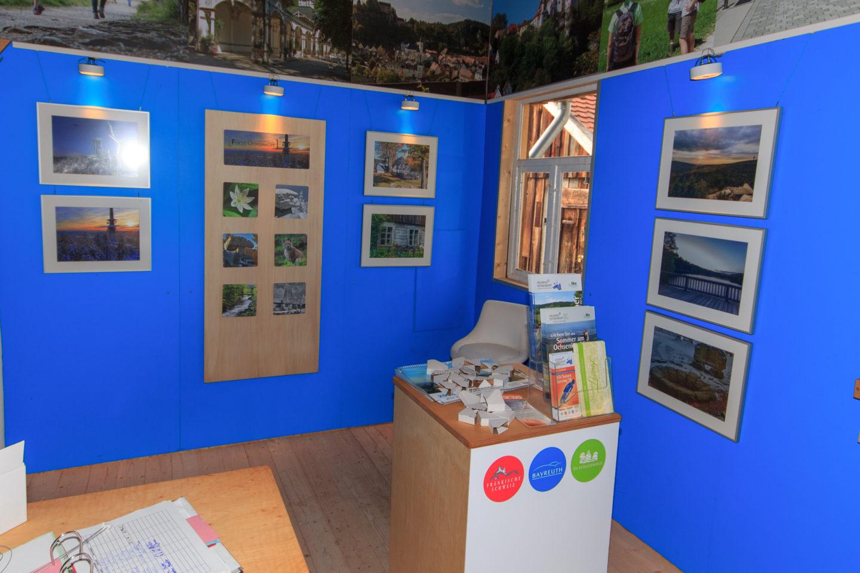 Ausstellung auf der Landesgartenschau